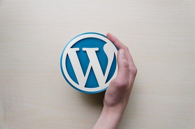 wordpress mājas lapas izveide